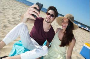 selfie in vacanza attenzione alla privacy