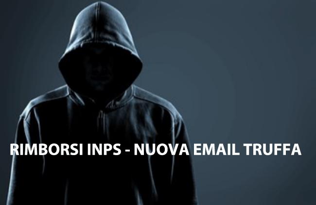 phishing nuova email truffa rimborsi inps