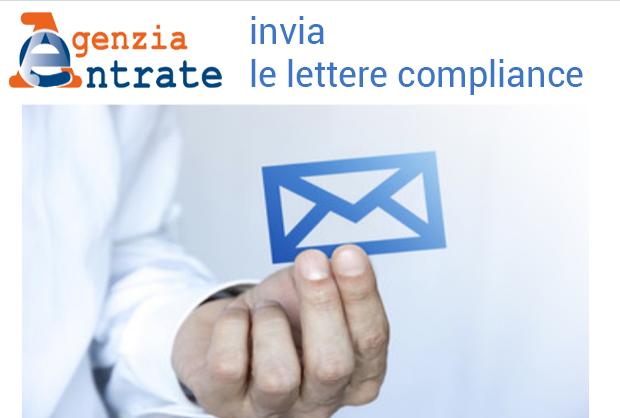 invio lettere compliance per incongruenze tra dichiarazione iva e spesometro dei contribuenti