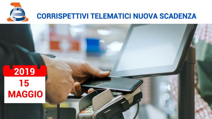 agenzia delle entrate comunica una nuova scadenza per i corrispettivi telematici adeguamenti tecnici