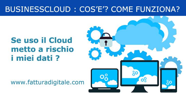 businesscloud cosa è? come funziona? fatturadigitale.com