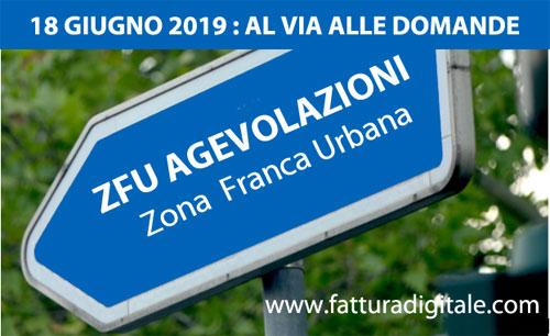 dal 18 giugno si potrà presentare domanda per le agevolazioni fiscali e contributive per imprese e autonomi nella zona franca urbana