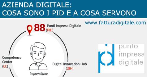 azienda digitale cosa sono i Punti Impresa Digitale e a cosa servono