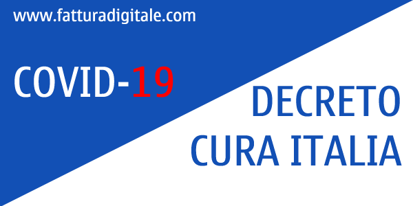 decreto cura italia fatturadigitale